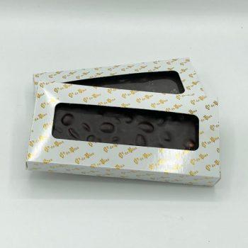 Turrón chocolate negro Mazapanes García de Blas
