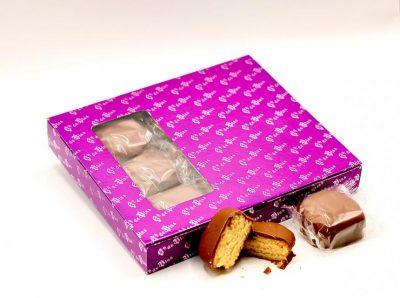 Marquesas con chocolate Mazapanes García de Blas