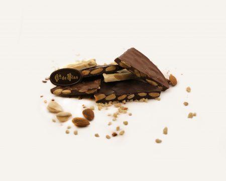 Tortas de chocolate Mazapanes García de Blas